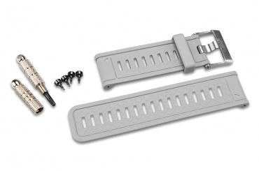 Garmin Replacement Wrist Straps, Light Grey