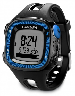 Garmin Forerunner 15, Black/Blue