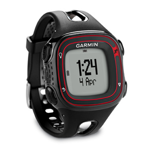 Garmin Forerunner 10, Black/Red