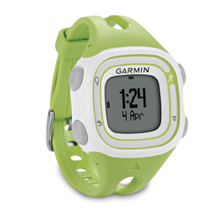 Garmin Forerunner 10, Green/White