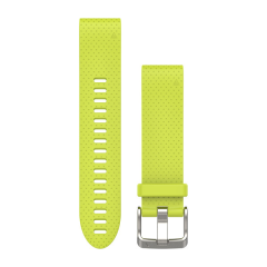 GARMIN Quickfit Amp Yellow Band 0101249602
