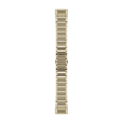 GARMIN Quickfit Goldtone Band 010-12491-17