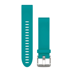 GARMIN Quickfit Turquoise Band 010-12491-11