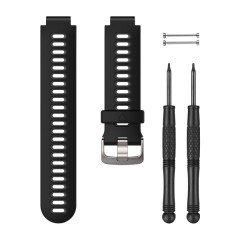 GARMIN Replacement Band Black Forerunner 230/235/630/735xt