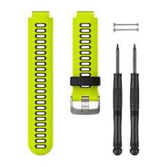 GARMIN Replacement Band Force Yellow Forerunner 230/235/630/735xt