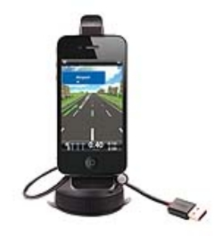 TOMTOM iPHONE H/F & NAVI APP