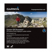 Garmin Discoverer Great Britain Full Coverage, 010-C1043-00