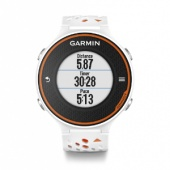 Garmin Forerunner 620 Bundle - Orange & White - NOH