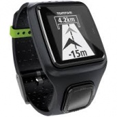 TomTom Runner Watch, Black