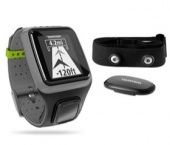 TomTom Runner Watch + HRM, Dark Grey