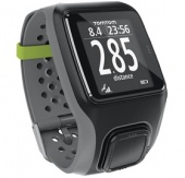 TomTom MultiSport Watch, Dark Grey