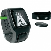 TomTom MultiSport Watch + HRM, Dark Grey