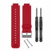Garmin Vivoactive Replacement Band, Red 010-12157-03