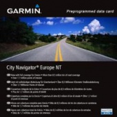 Garmin City Navigator Europe NT, 010-10680-50