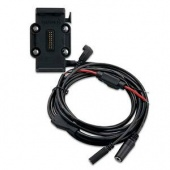 Garmin Mount with Integrated Power Cable