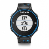 Garmin Forerunner 620 + HRM, Black/ Blue