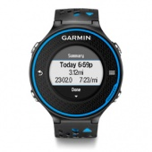 Garmin Forerunner 620, Black/Blue