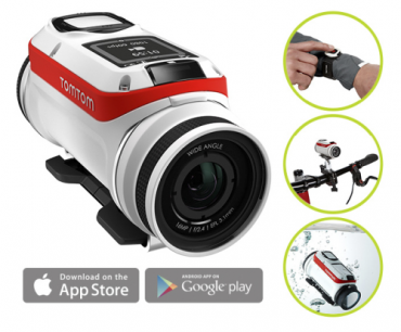 TomTom Bandit Premium Pack Action Camera