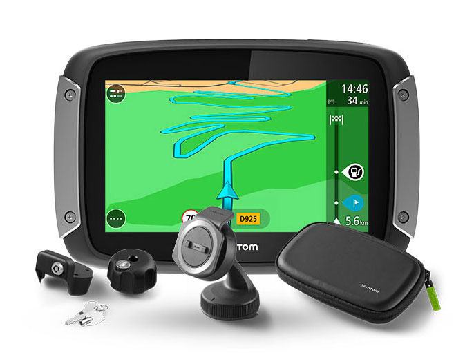 TomTom Rider 410 World Premium