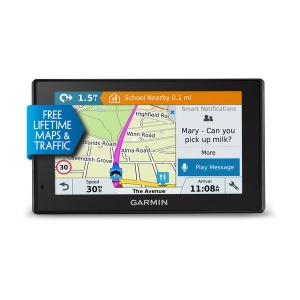 Garmin DriveSmart 50LMT-D, UK & Ireland