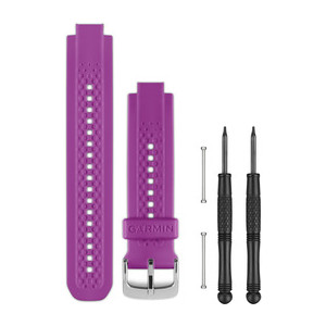 Garmin Watch Band, Purple Forerunner 25 Small Wrist