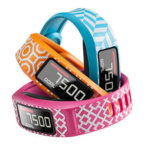Garmin Vivofit 2 'Palm Beach' Bands