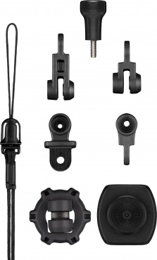 Garmin VIRB Adjustable Mounting Arms Kit