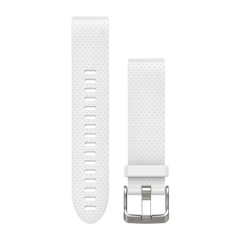 GARMIN Quickfit Carrara White Band 010-12491-10