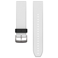 GARMIN Quickfit White Replacement Band 010-12500-01