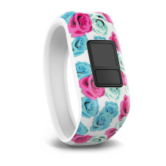 GARMIN Vivofit Jr Flower Band 0101246902