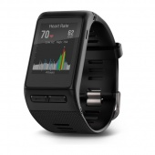 Garmin XL Vivoactive HR - Black