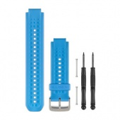 Garmin Watch Band, Blue Large Wrist Forerunner 25