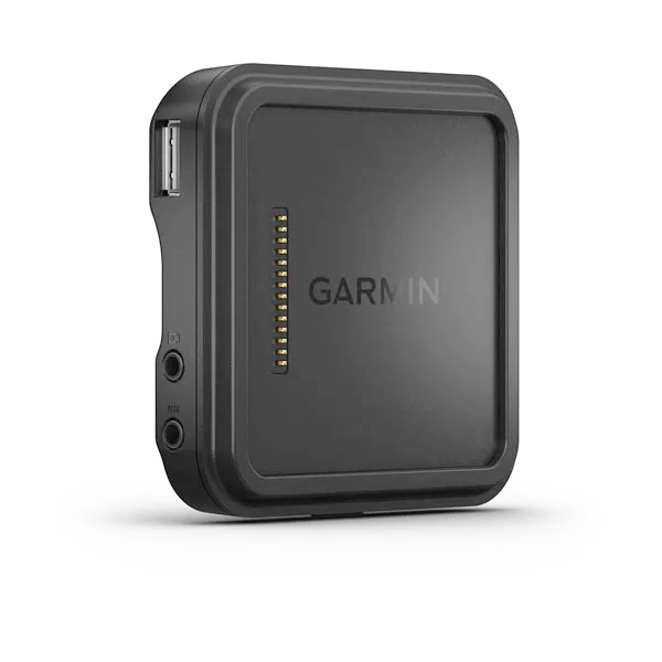 GARMIN Powered Magnetic Mount with Video-in Port and DAB Traffic 010-12982-03